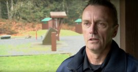 B.C. Conservation Officer Peter Pauwels
