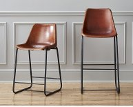 Saddle Bar Stools Canada